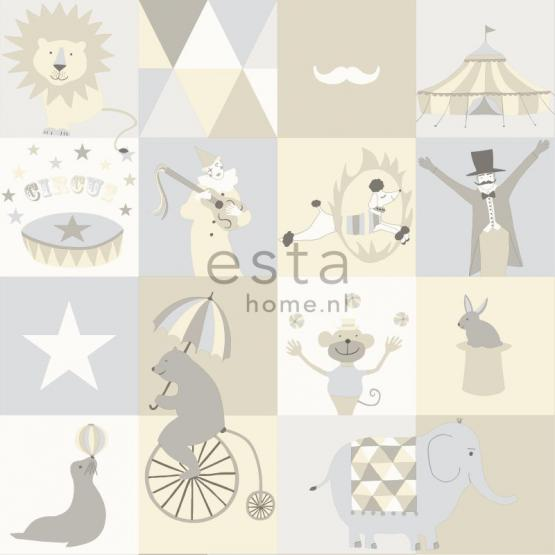 EVERYBODY BONJOUR Tapety ścienne by Esta Home